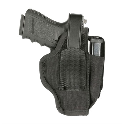 Sportster Belt Holster W/ Mag Pouch For 3.75-4.5 Autos Blackhawk Industries.