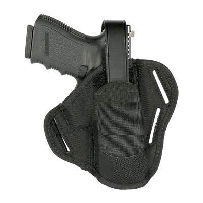 Sportster Belt Holster W/ Strap & Mag Pouch For 3.25-3.75 Autos Blackhawk Industries.
