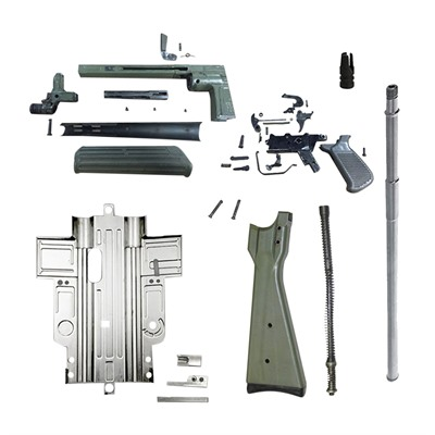 Cetme-L Builder Kit Hill & Mac Gunworks.