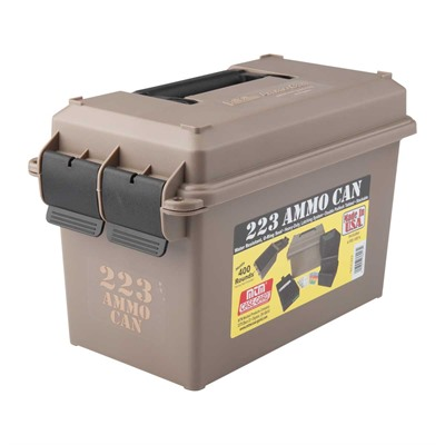 Ammo Can Combos are Ammo Cans filled with America's favorite caliber ammo boxes. What better way to store & protect bulk ammo ...