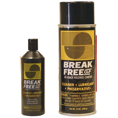 Break-Free Clp Break Free.