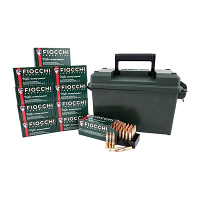 300 Aac Blackout Ammo Cans by Fiocchi Ammunition
