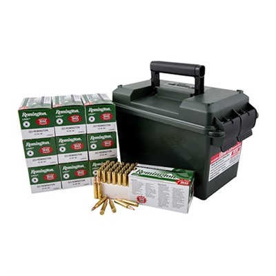 Umc Ammo 308 Winchester 150gr FMJ Ammo Can by Remington