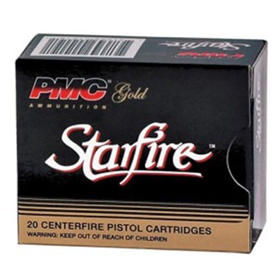 Starfire Ammo 9mm Luger 124gr Hp Pmc Ammunition, Inc..