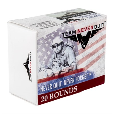 Frangible Hp Ammo 45 Acp 155gr Hp Team Never Quit.
