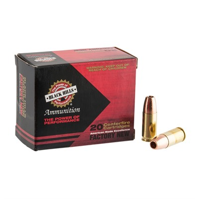 9mm Luger +p 115gr Tac-Xp Ammo Black Hills Ammunition.