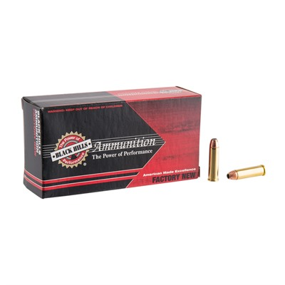 32 H&r Magnum 85gr Jacketed Hollow Point Ammo Black Hills Ammunition.