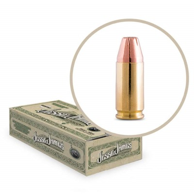 Jesse James Tml Label 380 Auto Ammo Ammo Incorporated.