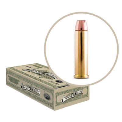 Jesse James Tml Label 38 Special Ammo Ammo Incorporated.