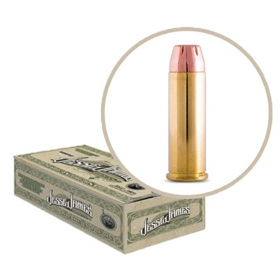 Jesse James Tml Label 44 Magnum Ammo Ammo Incorporated.
