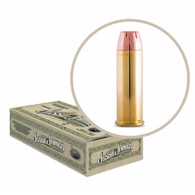 Jesse James Tml Label 45 Colt Ammo Ammo Incorporated.
