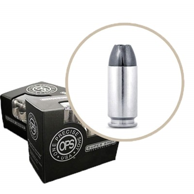Ops - One Precise Shot 40 S&w Ammo Ammo Incorporated.