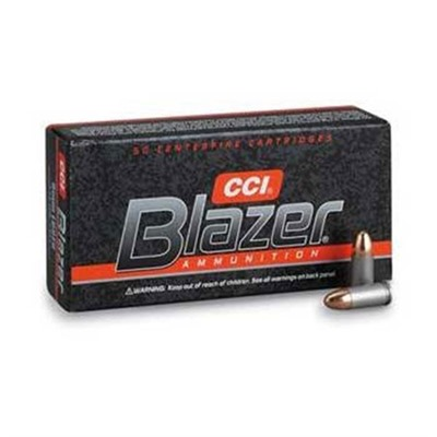 Blazer Ammo 10mm Auto 200gr Tmj by Cci
