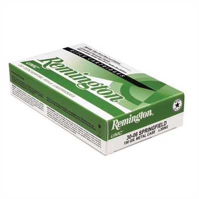 Umc Ammo 223 Remington 55gr FMJ by Remington