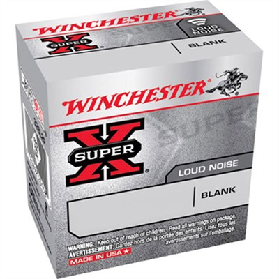 Super-X Ammo 38 Special Blank Winchester.
