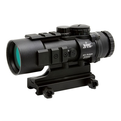 Ar-536 5x Prism Sight Burris.