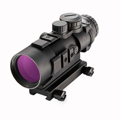 Ar-536 5x Red Dot Sight W/fastfire Ii Burris.