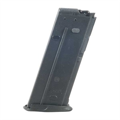Features:  10 and 20 Round Magazines for the FNH Five-seveN Pistol  Black Polymer construction  Polymer follower ...