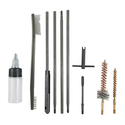 FNH FS2000 Tool Kit contains the components necessary to takedown and maintain your FS2000. Kit includes bore brush, segmented cleaning rod, takedown tool, ...