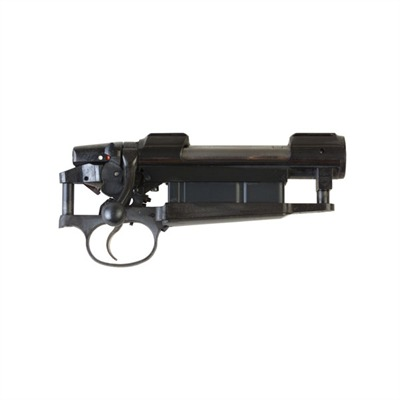 All the best features of the Model 70 and Mauser actions. Claw extractor gives controlled feeding plus, positive extraction for excellent reliability. ...