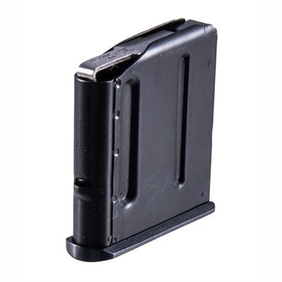 "This CZ 527 .22 Hornet replacement 5-round factory magazine ensures your ""mini Mauser"" keeps feeding the rounds smoothly, without glitches. Constructed ..."