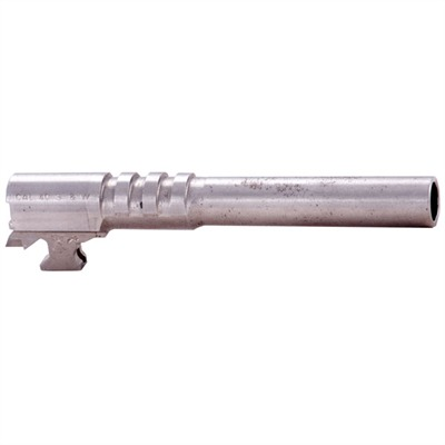 "Barrel, 4.665"", In-The-White Steel Browning."