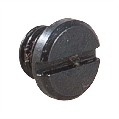 "Rear Sight Ramp Screw .125""  Black Browning."