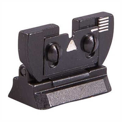 Browning Semi-Auto 22 Flip-Up Adj Leaf Rear Sight Assm Blk Browning.