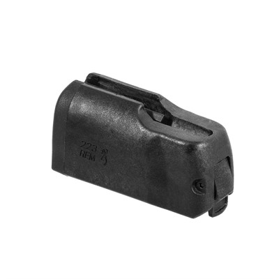 Browning X-Bolt 4rd Magazine 223/5.56 Browning.