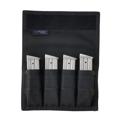 Stores your magazines separately and damage free, plus keeps them organized and ready to use. Place inside your range bag or use ...