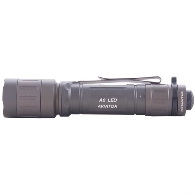 A2 Aviator Dual-Spectrum Led Flashlight Surefire