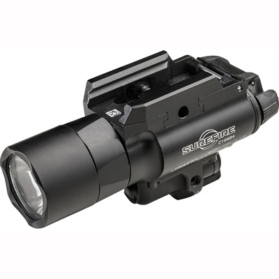 X400uh-A-Gn Ultra-High Output White Led + Green Laser Surefire.