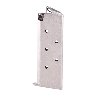Genuine Colt replacement magazines, manufactured to factory specifications for reliable fit and function. Long-wearing, hardened steel followers last indefinitely. Full power, tempered ...