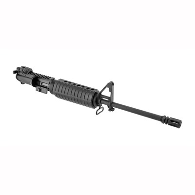 Add the Colt legend of reliability to your rifle or build with this 9mm upper receiver from Colt! A standard 9mm upper ...