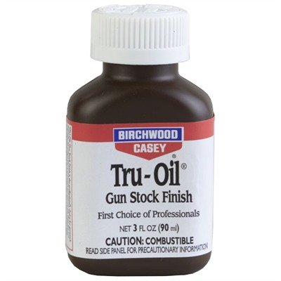Tru-Oil Stock Finish Birchwood Casey.
