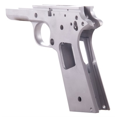 CASPIAN 1911 GOVERNMENT 45ACP S/S FRAME W/NOWLIN CUT | Brownells