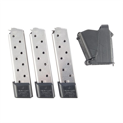 1911 45acp Power Magazine 3 Pack & Loader Chip Mccormick Custom, Llc..