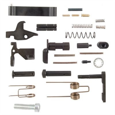 Ar-15 Lower Parts Kit Less Trigger Group & Grip Dpms.