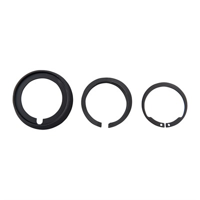 Ar-15 Delta Ring Kit Steel Black D.s. Arms.