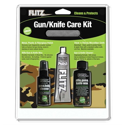 Gun & Knife Care Kit Flitz.