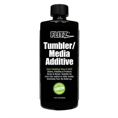 Tumbler/media Additive Flitz.
