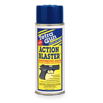 Gun Action Blaster Synthetic Safe Tetra.