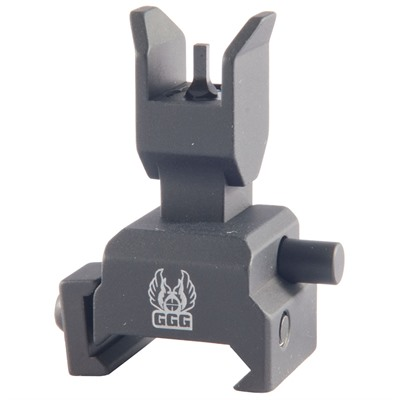 Ar-15  Flip-Up Backup Forearm Front Sight Gg&g, Inc..