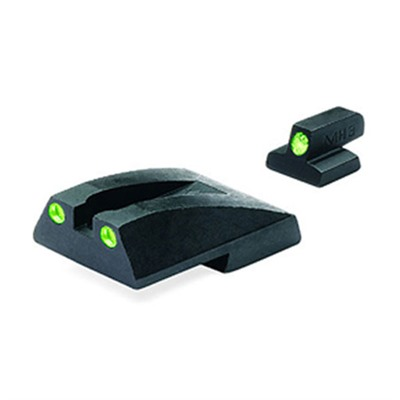S&w Tru-Dot® Tritium Night Sight Set Meprolight.