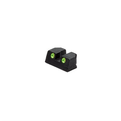 Bersa Rear Tru-Dot Night Sights Meprolight.