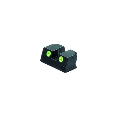 Springfield Rear Tru-Dot Night Sights Meprolight.
