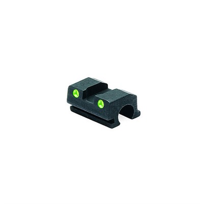 Walther Rear Tru-Dot Night Sights by Meprolight