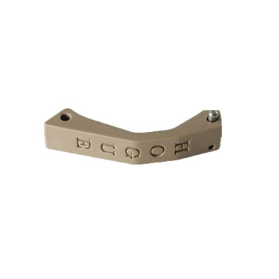 Ar-15 Countoured Trigger Guard Polymer Hogue.