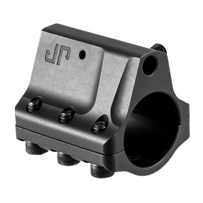 Ar-15 2-Pc Detent Adjustable Low Profile Gas Block J P Enterprises.