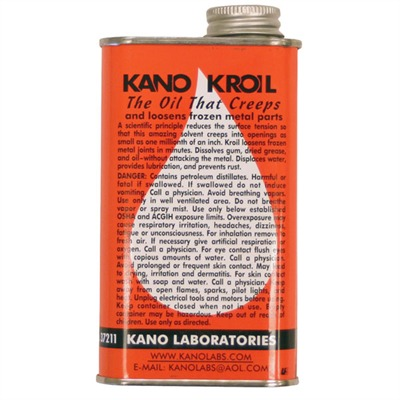 Kroil by Kano Labs